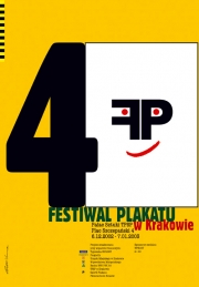 2003, 4th Poster Festival in Krakow