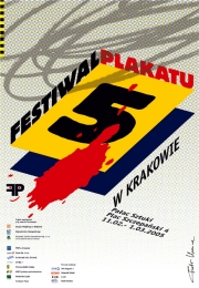 2005, 5th Poster Festival in Krakow