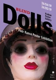 2019, Blind-Dolls-III-