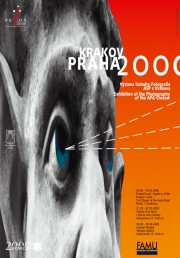 2000, Krakow in Prague, photo exhibition