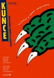 1995, Piotr Kunce Posters&Logos