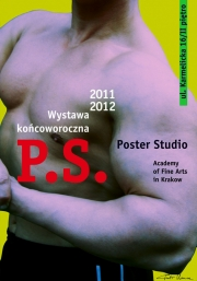 2012, Annual Poster Studio Exhibition