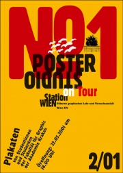 2001, 2009, Poster Studio Exhibition in Vienna