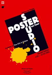 2004, Poster Studio Exhibition in Brussel