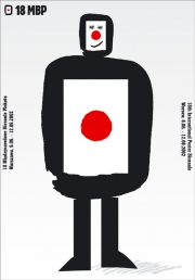 2002, 18th Int. Poster Biennial Wilanow