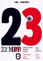 2012, 23rd Int. Poster Biennial Wilanow