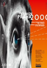2000, Krakow in Prague, photo exhibition
