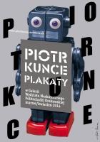 2014, Piotr Kunce Posters in Krakow Politechnical School