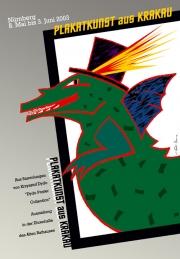 2003, Poster Art from Krakow, Nurnberg
