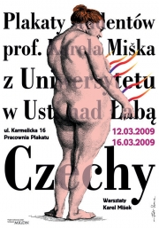 2009, Student Posters from Usti nad Labm