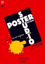 2004, Poster Studio Exhibition in Brussel