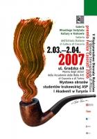 2007, Premio Felice Casorati, exhibition of paintings