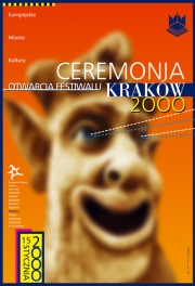 1999, Opening ceremony, Krakow - European City of Culture