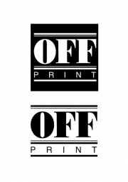 1990, Off Print, printing house