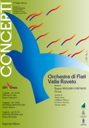 2007, Concerts of Wind Orchestras