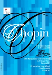 2018, 18th Chopin Pano Competition