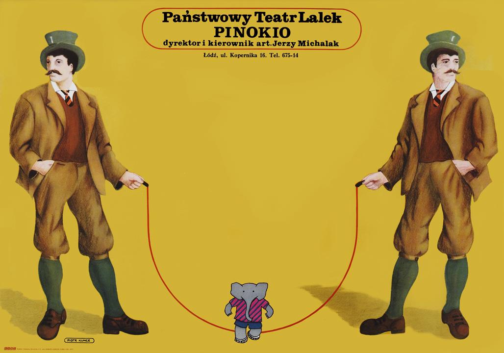 1977, Pinokio Puppet Theater