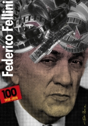 2020 -100-years anniversary of Federico Fellini birthday