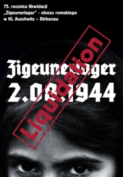 2019, Zigeunerlager 1944- Anniversary of the Liquidation of the Rom's Camp in Auschwitz