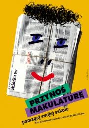 2011, Bring wastepapers-help you school