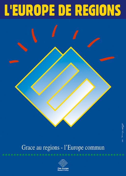 1990, One Europe